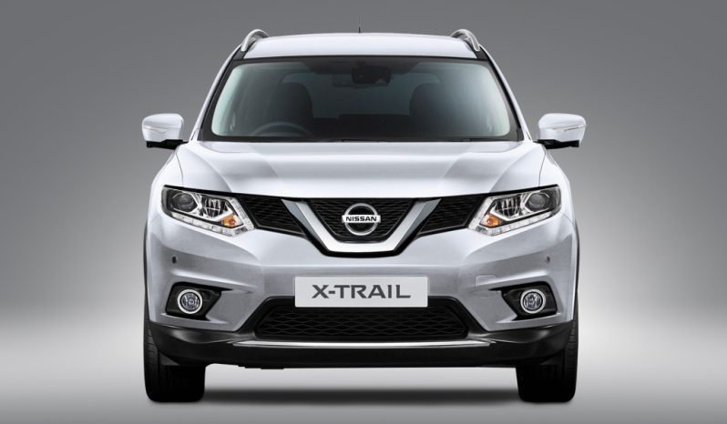 X-TRAIL 2.0L full
