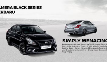 1.5L E A/T | INCLUDES BLACK SERIES PACKAGE WORTH RM8,500 (WITH SALES TAX EXEMPTION) full